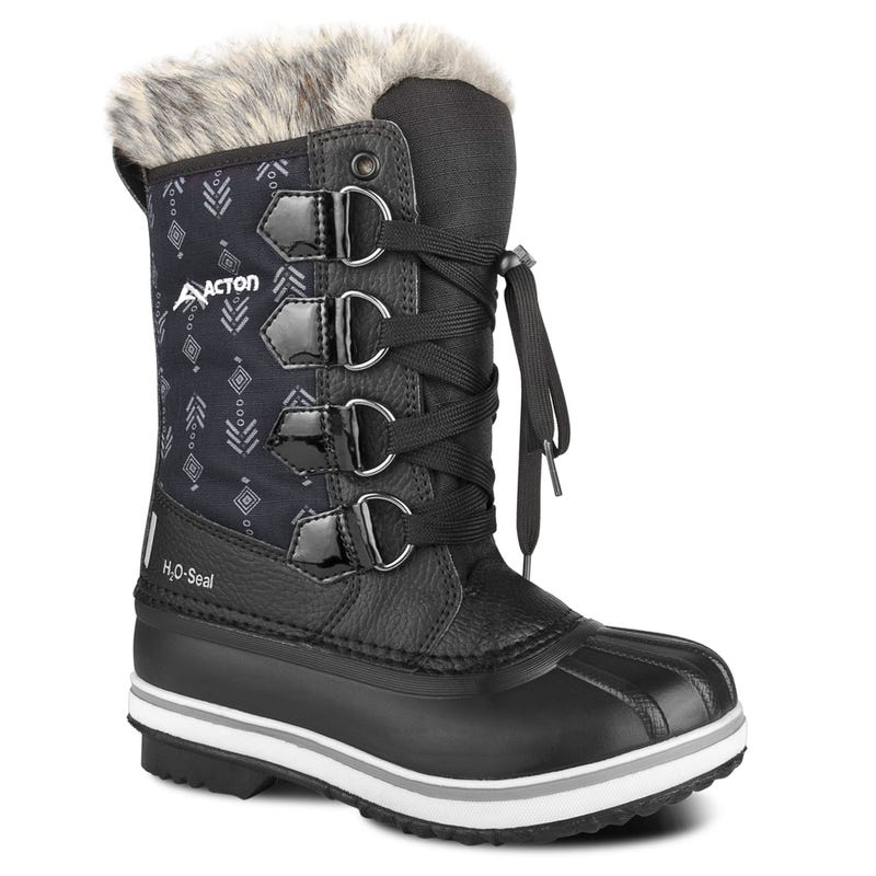 Botte Cortina Noir Pointures 10-8