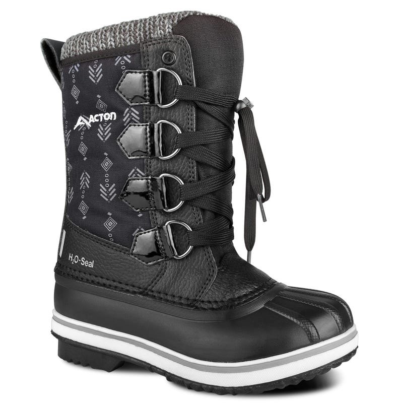 Botte Cortina Noir 10-8
