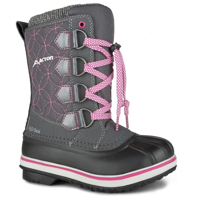 Boots Cortina Grey 10-8