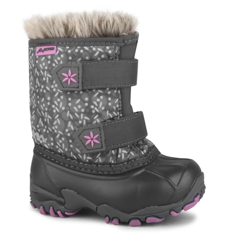 Flower Giggle Boots Sizes 4-10