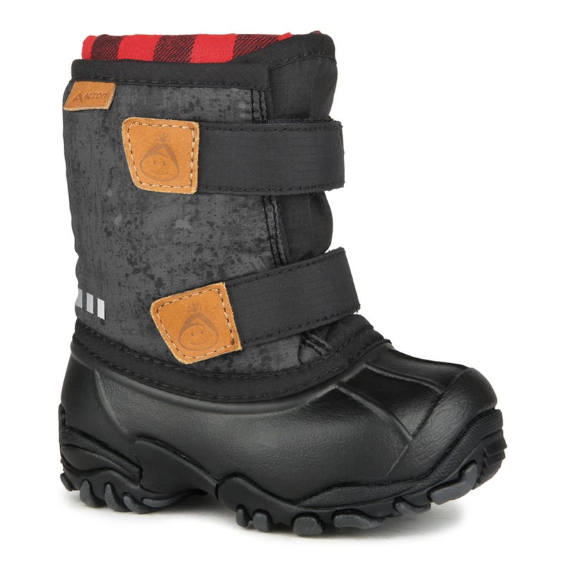 Boots Giggle Charcoal Sizes 4-10