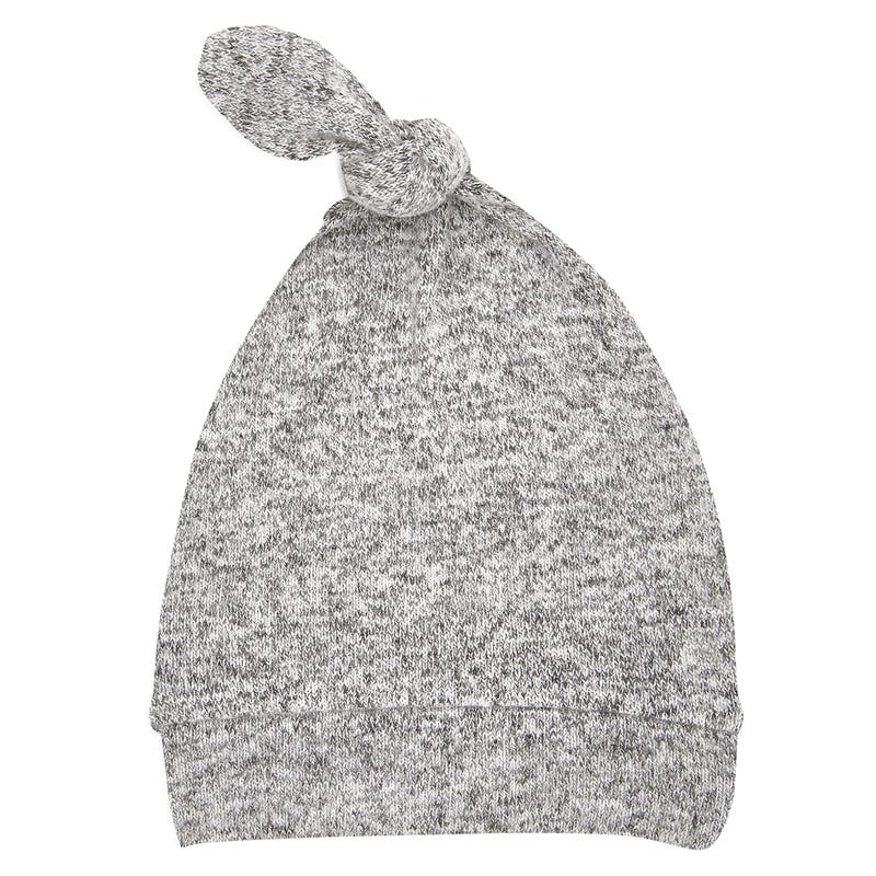 Snuggle Knit Hat 0-3months - Grey