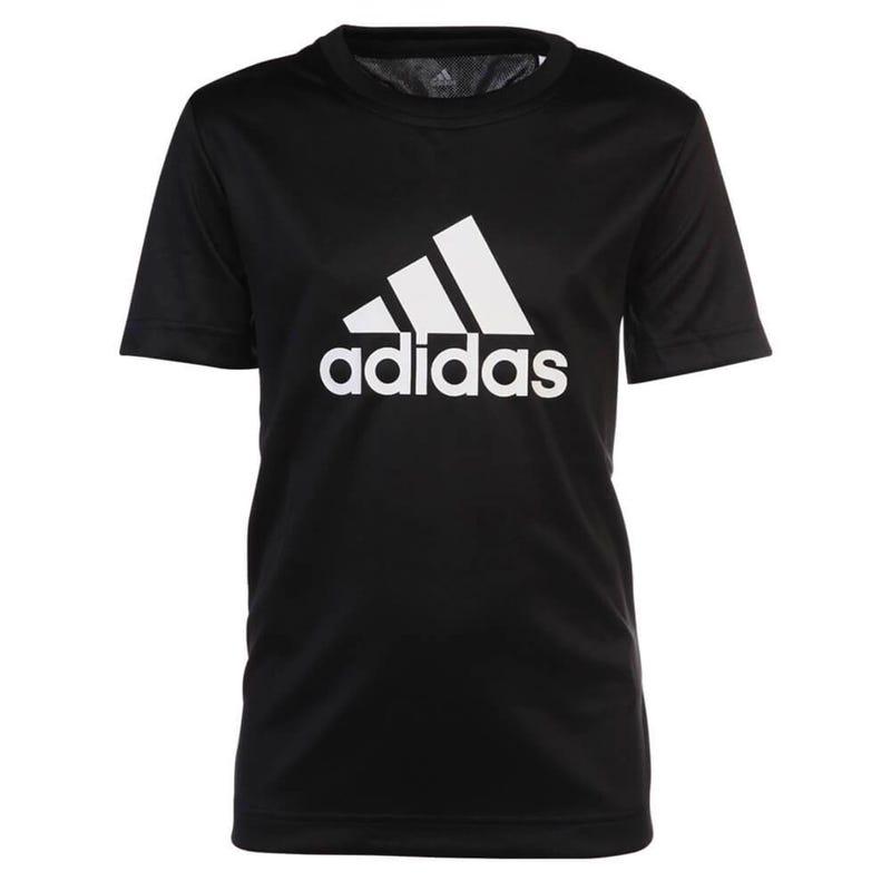 T-Shirt Clima 8-16y - Black