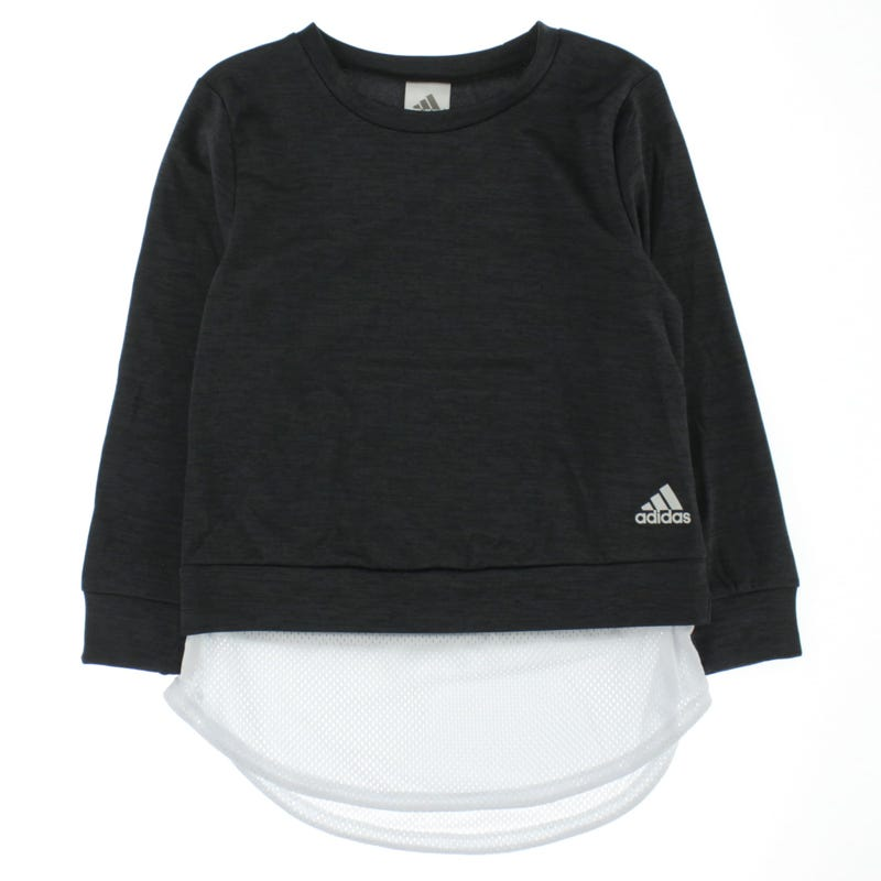 Black Dual Sweatshirt 7-14y