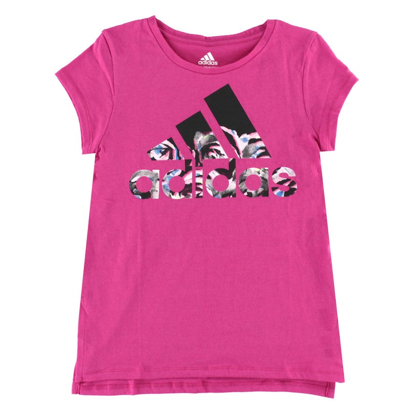 T-Shirt Vented Side Seam 7-16ans