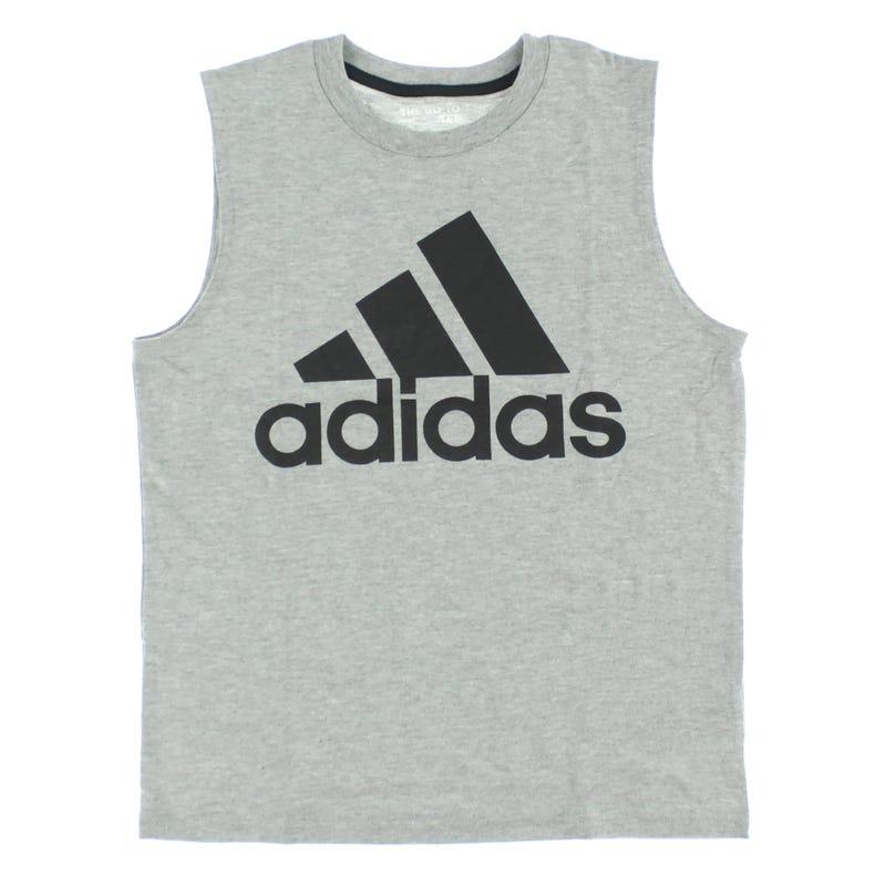 Adidas Logo Tank Top 7-16y