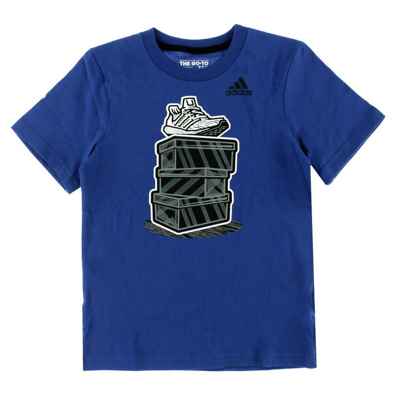 Street Graphic T-Shirt 4-7y