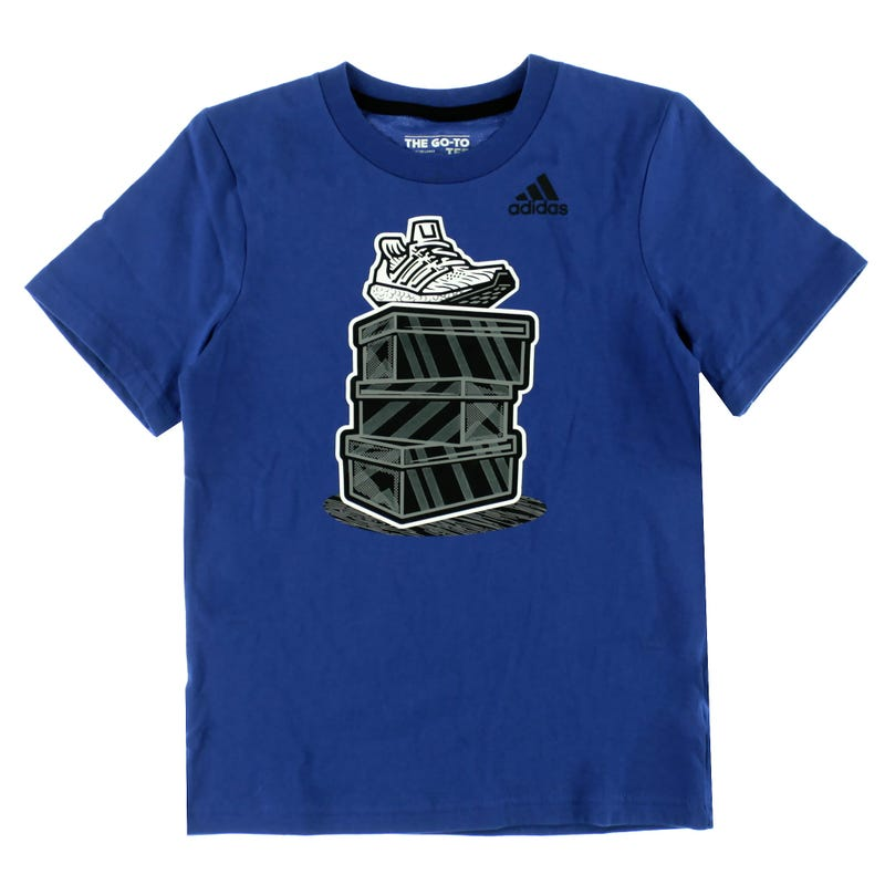 Street Graphic T-Shirt 4-7y