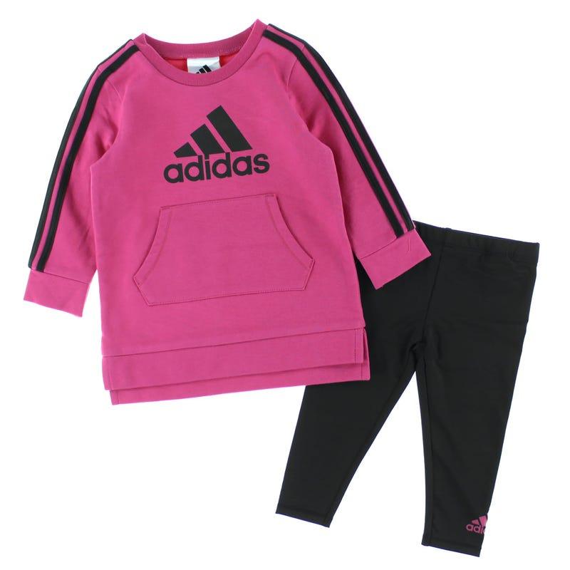 Athletic Dress 2pcs Set 9-18m
