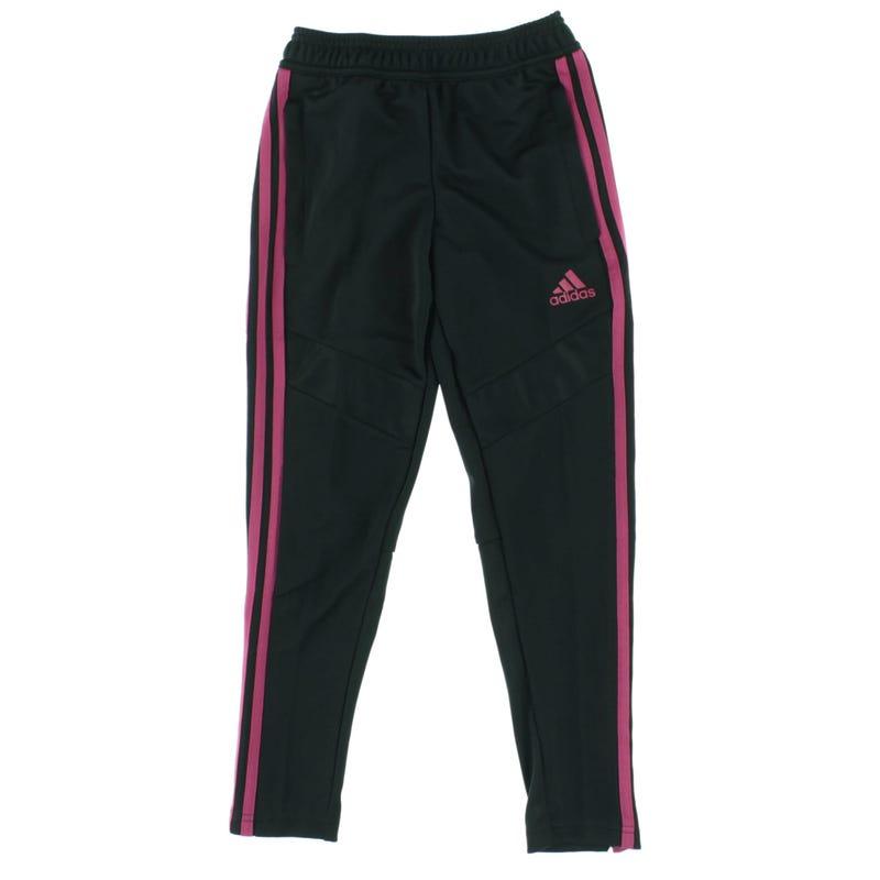 Tiro Pants 7-14y -Black/Fuchsia