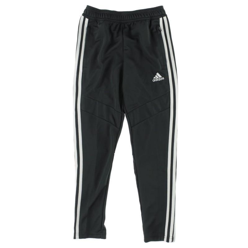 Tiro Pants 7-16y Charcoal/White