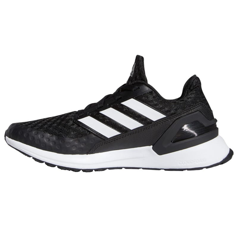 RapidaRun EL J Shoe Black 4-7