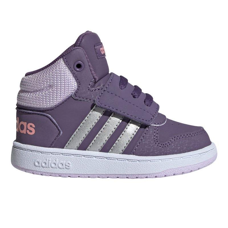 Hoops Mid 2.0 I Shoe Purple