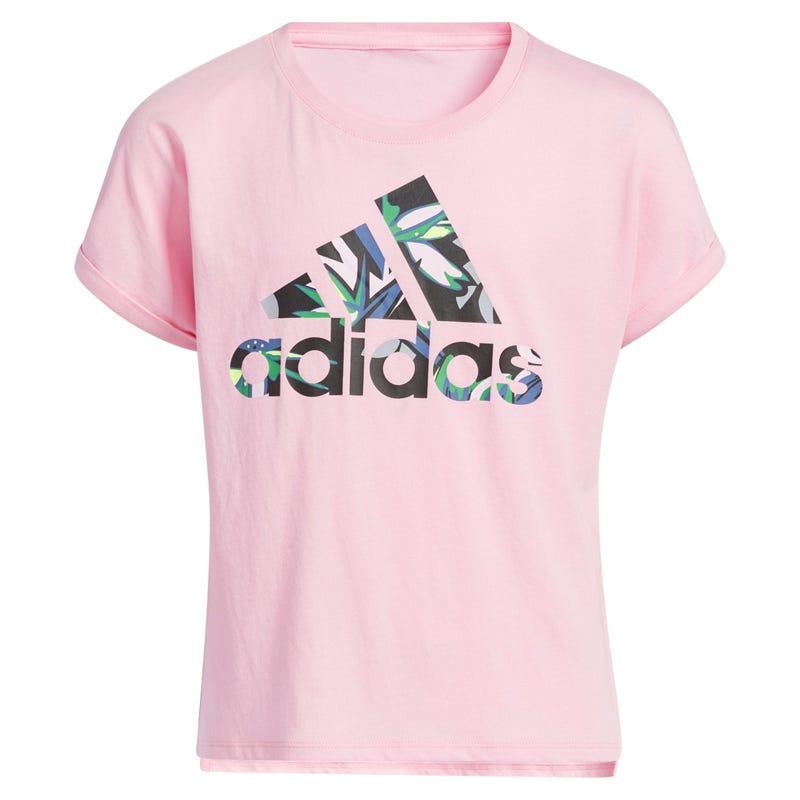T-Shirt Logo Tropical 7-14ans