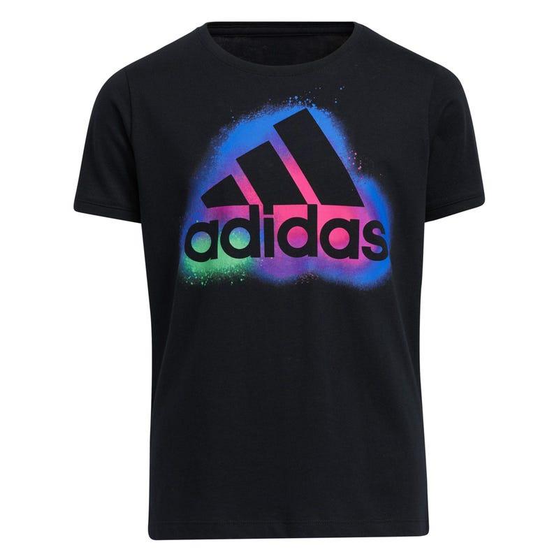T-Shirt Side Vent 7-16ans