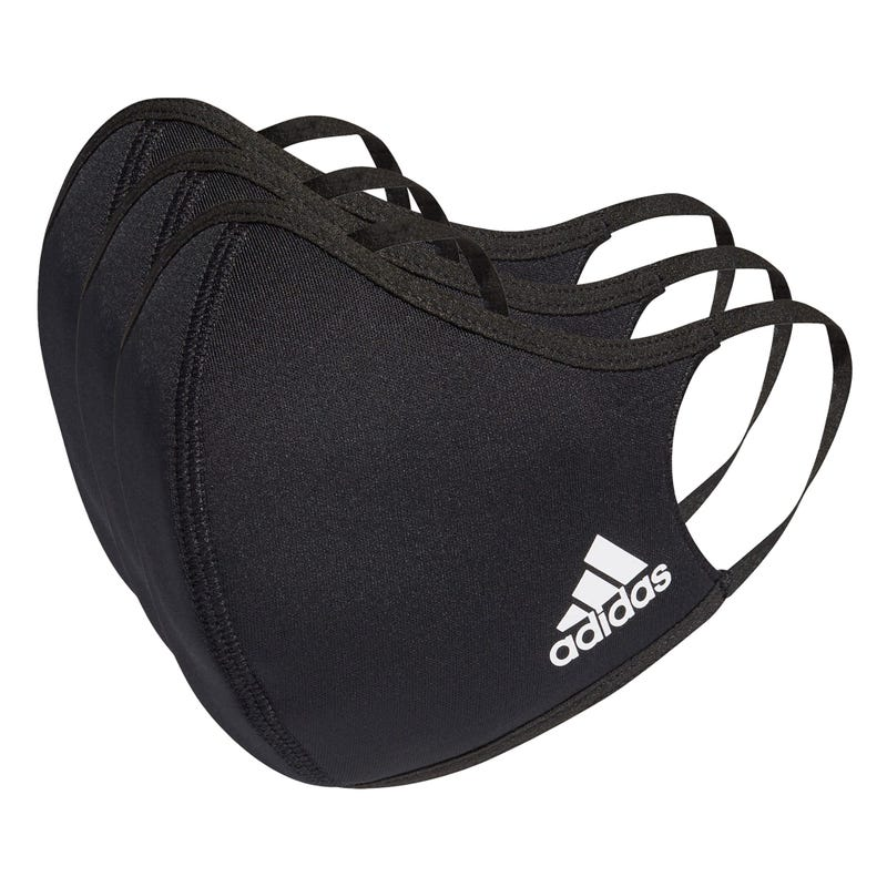 Adidas Face Mask (3 pack) - Adult