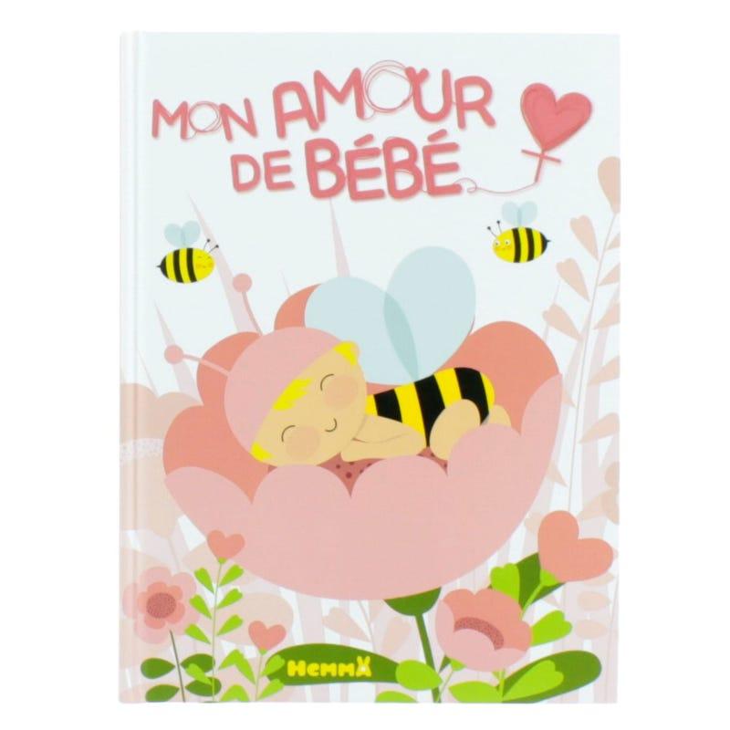 Book Mon Amour de Bébé - Pink