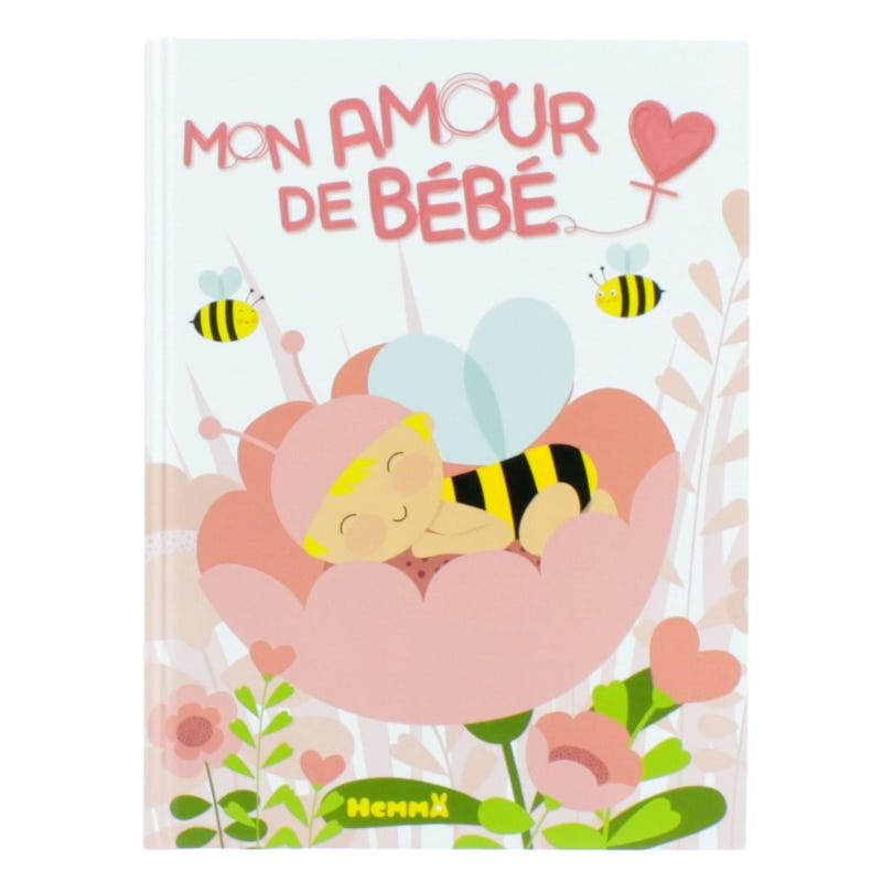 Mon Amour De Bebe - Rose