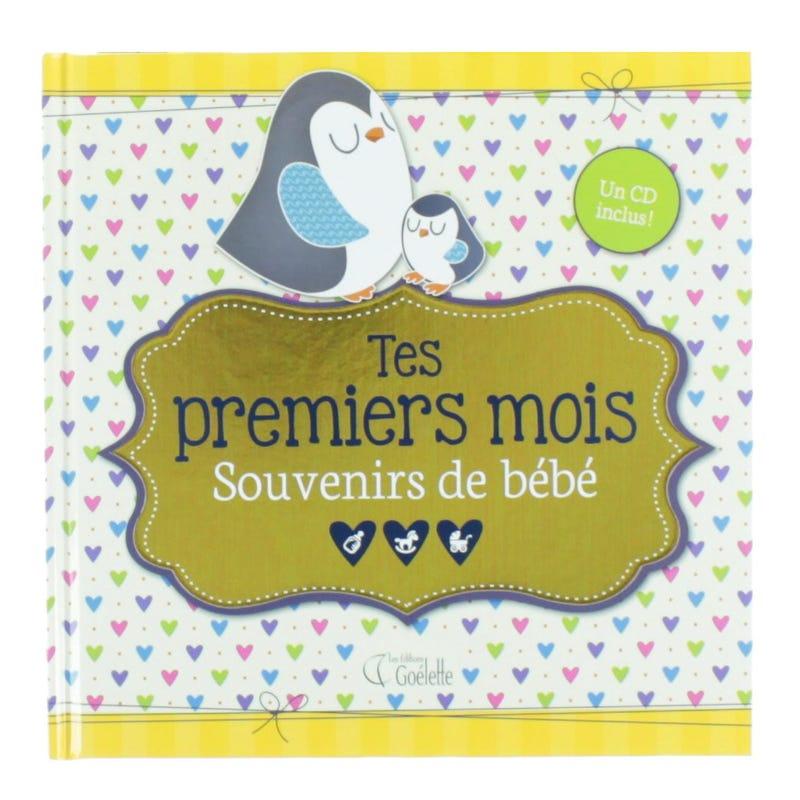 Tes Premiers Mois Livre + CD