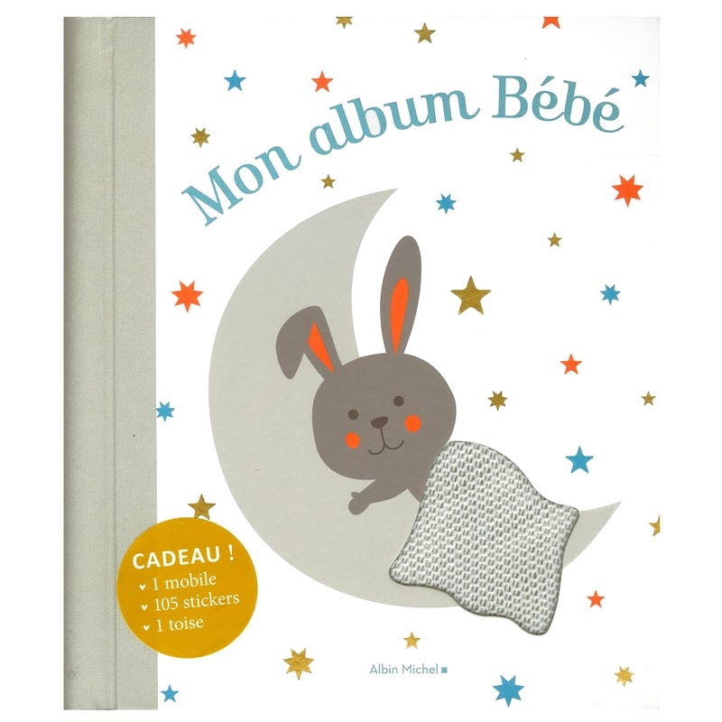 Book L'Album de mon Bébé - Rabbit