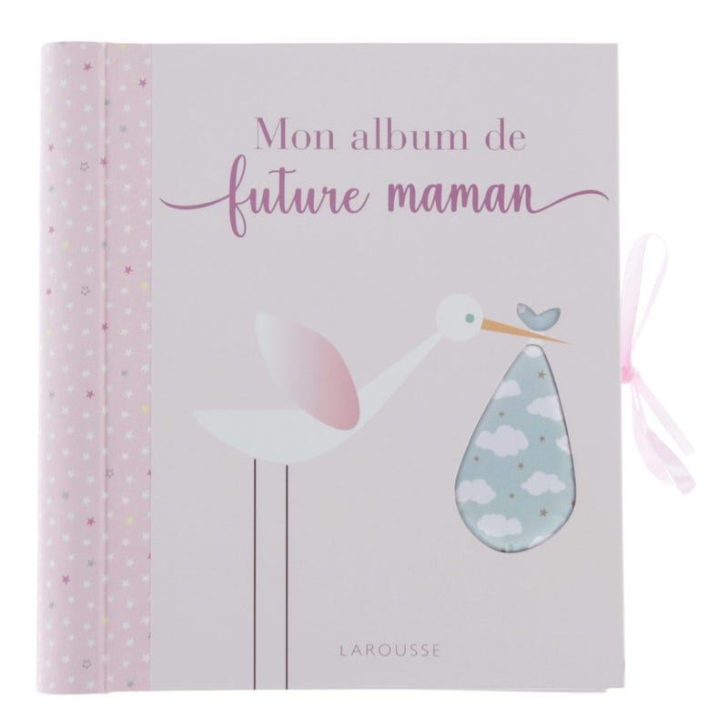 Book Mon Album de Future Maman