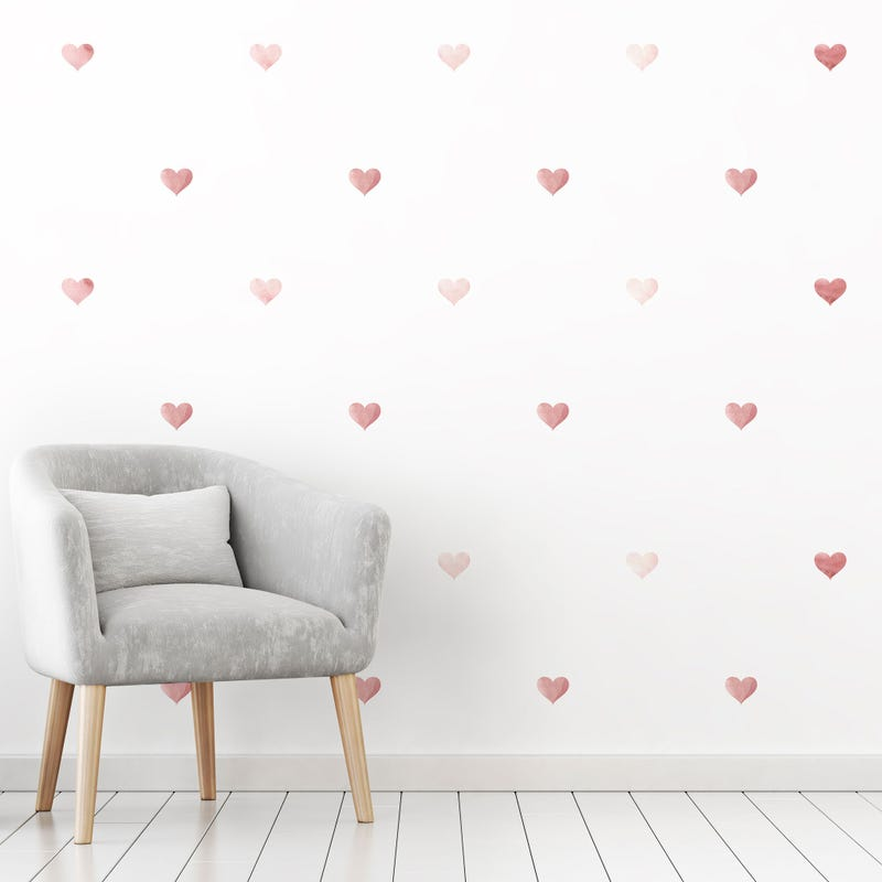 Wall Stickers-Heart
