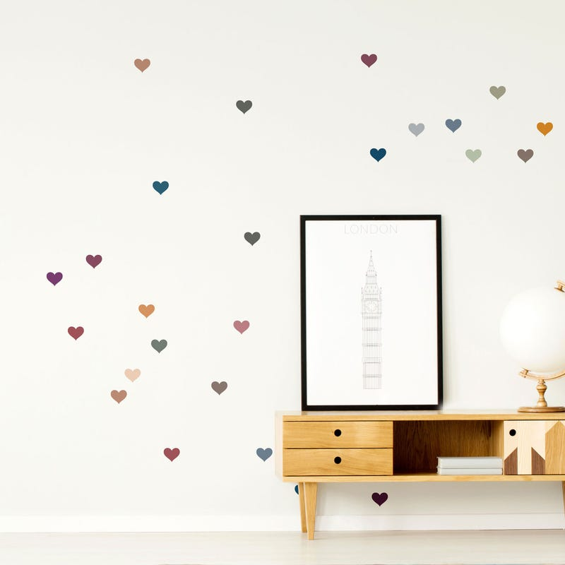 Wall Stickers-North Heart
