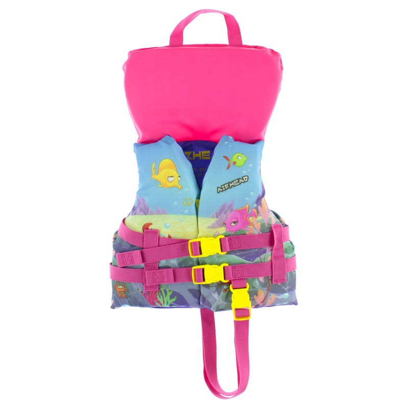 Personal Flotation Device For Child - Pink