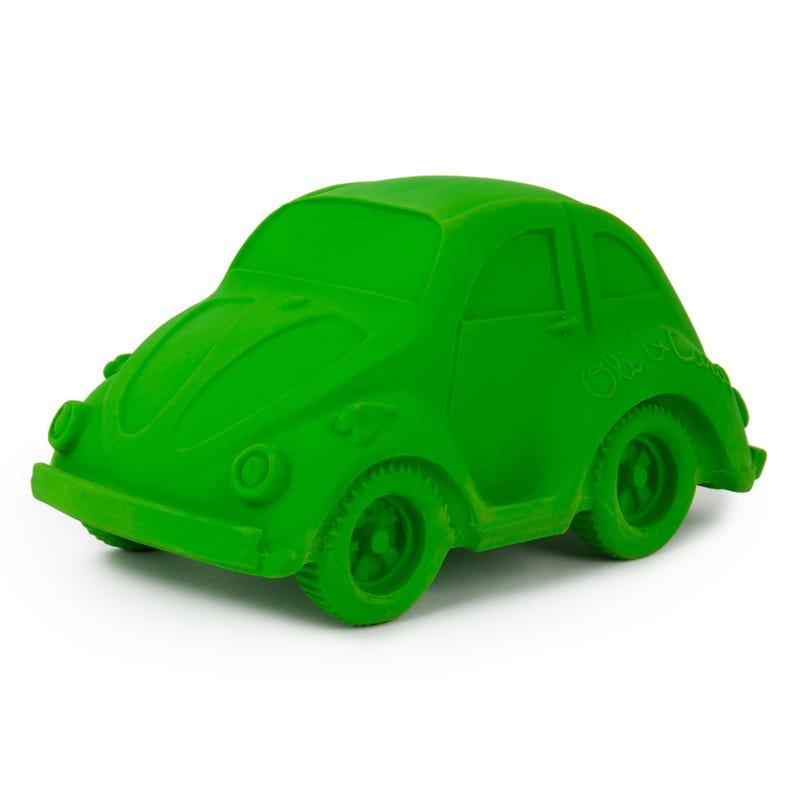 Carl TheGreen Car Bath Toy