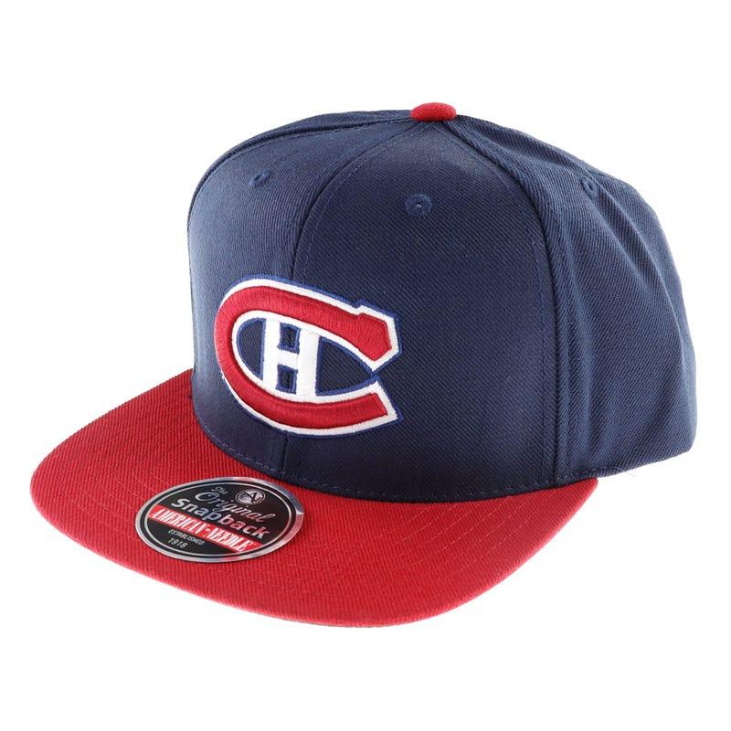 Canadiens 400 Series Cap 5-16y / Adult