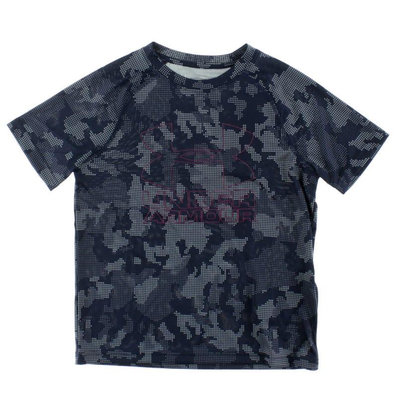 T-Shirt Hybird Marine 8-16ans
