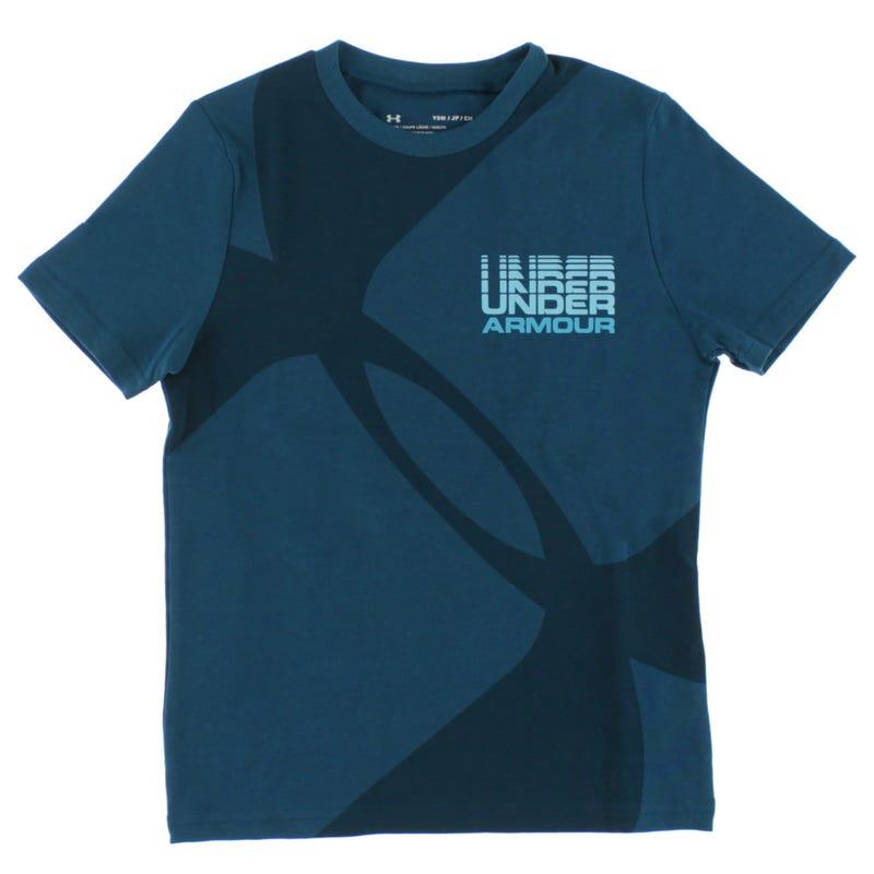 Mega Duo Logo T-Shirt 8-16y