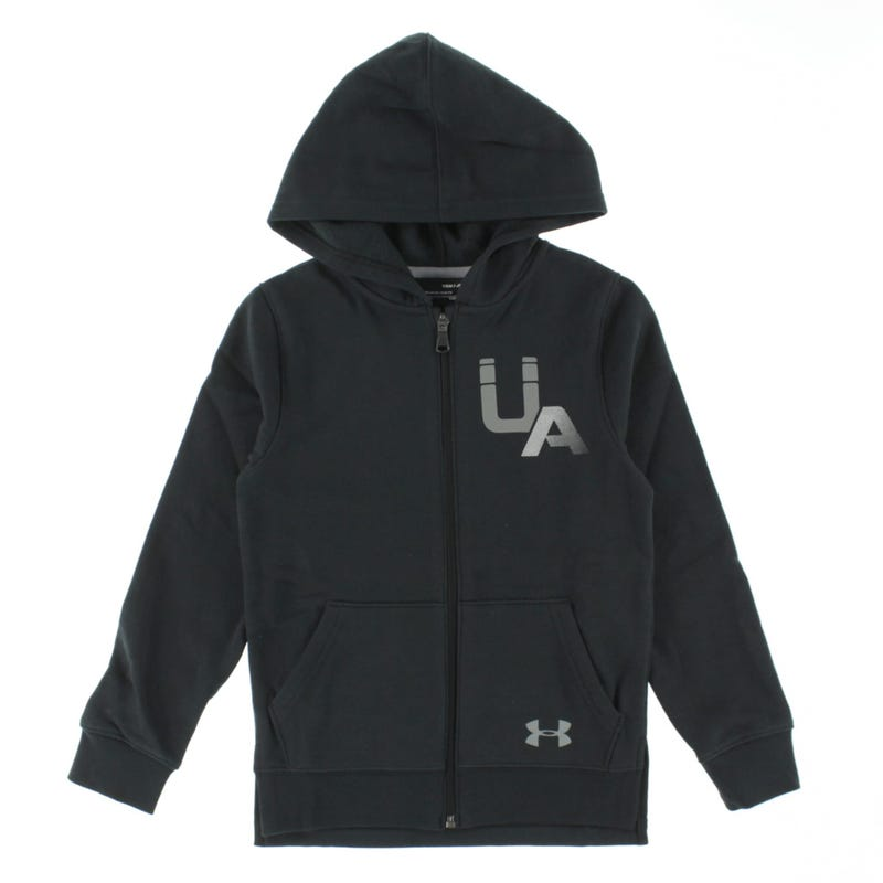 Rival Fleece Full-zip 8-16y