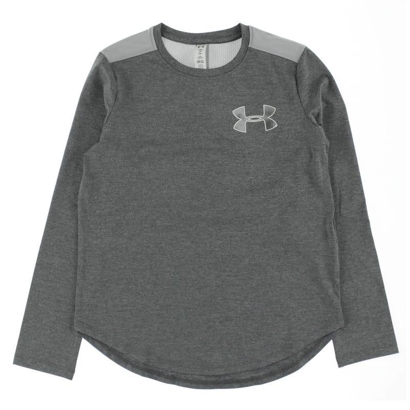 T-Shirt à Manches Longues Armour Hg 8-16ans