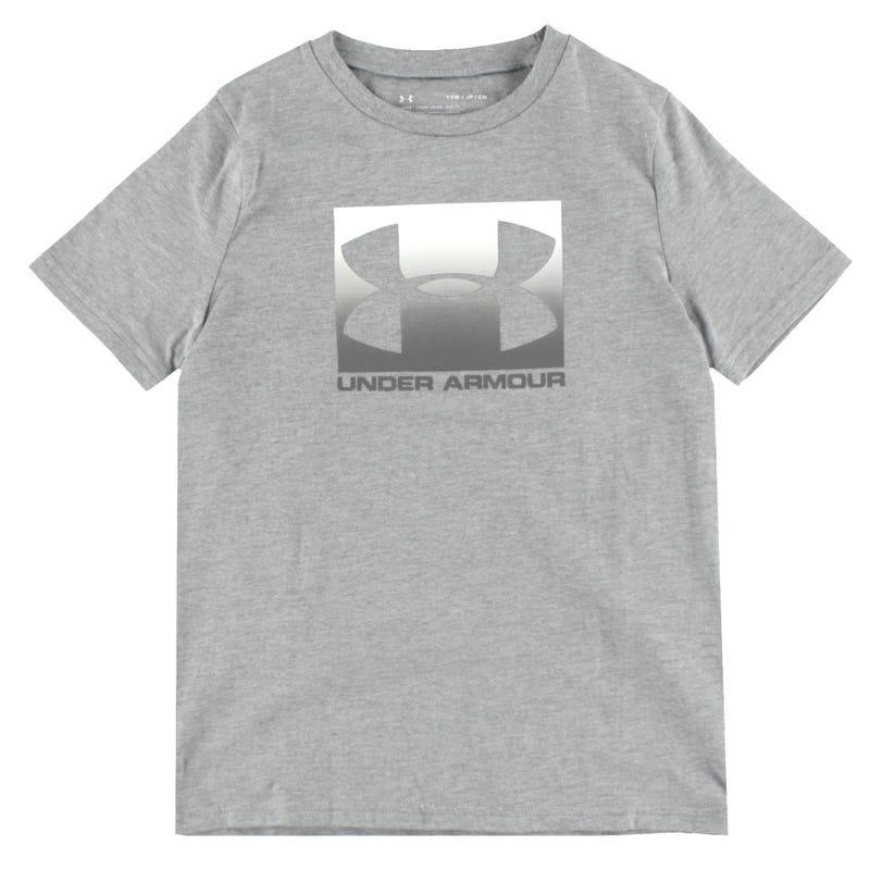 Box Logo Short Sleeve Shirt 8-16y