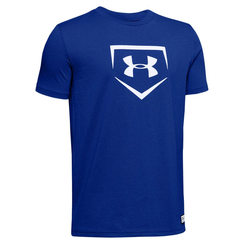 T-Shirt UA Baseball 8-16