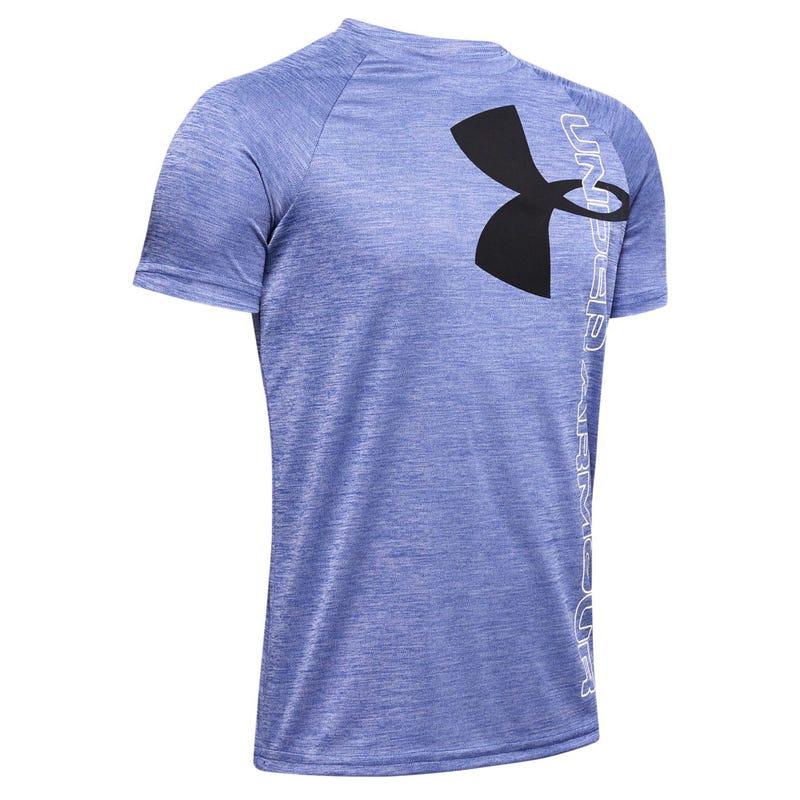 T-Shirt Tech Split Logo 8-16