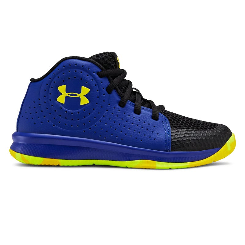 Pre-School UA Jet 2019 Basketball Shoes 11-3