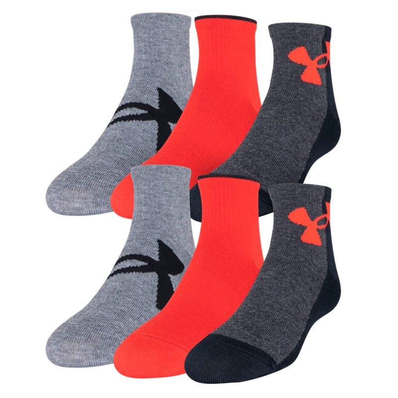 Under Armour 6-Pack Boy Socks