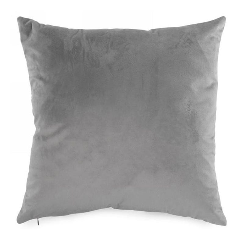 Cushion Velvet - Grey