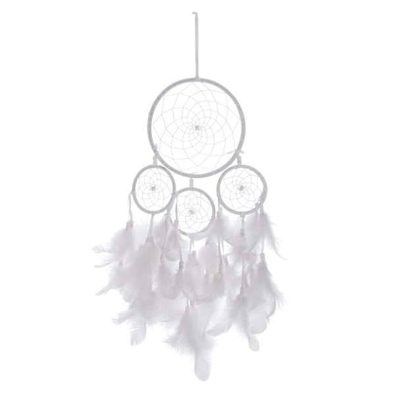 Dreamcatcher - Circle White