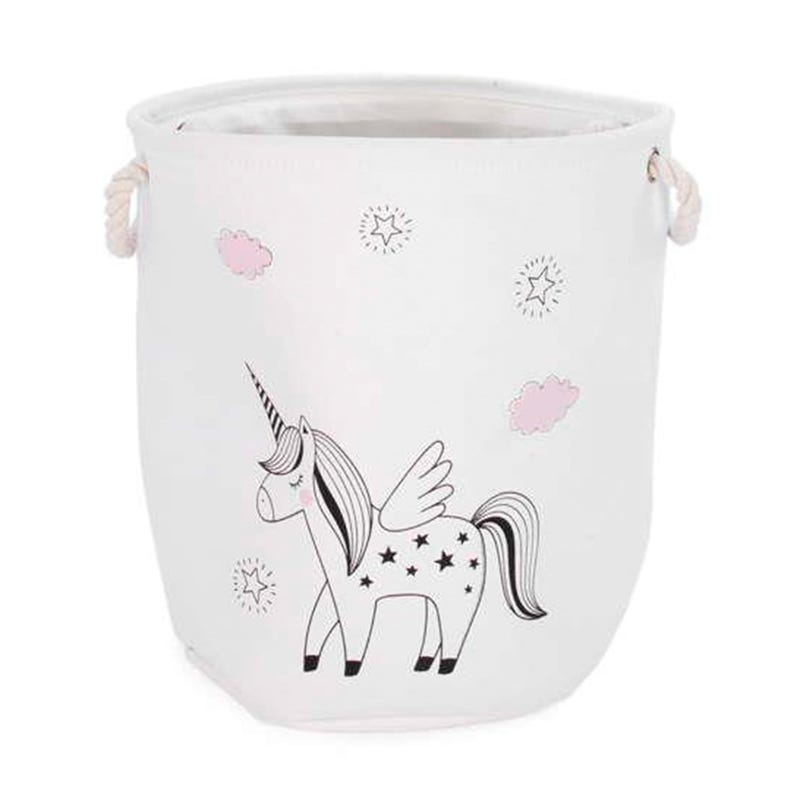 Medium Basket - Unicorn