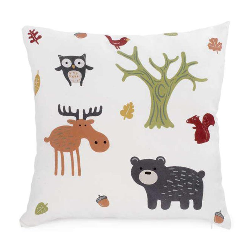 Animal Motif Cushion