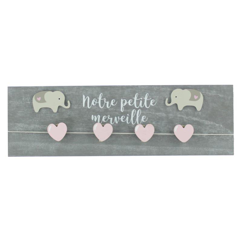 Wall Art Minor Miracle - Pink