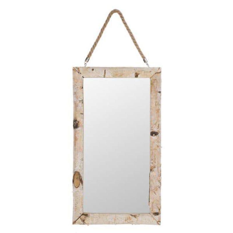 Birch Hanging Mirror