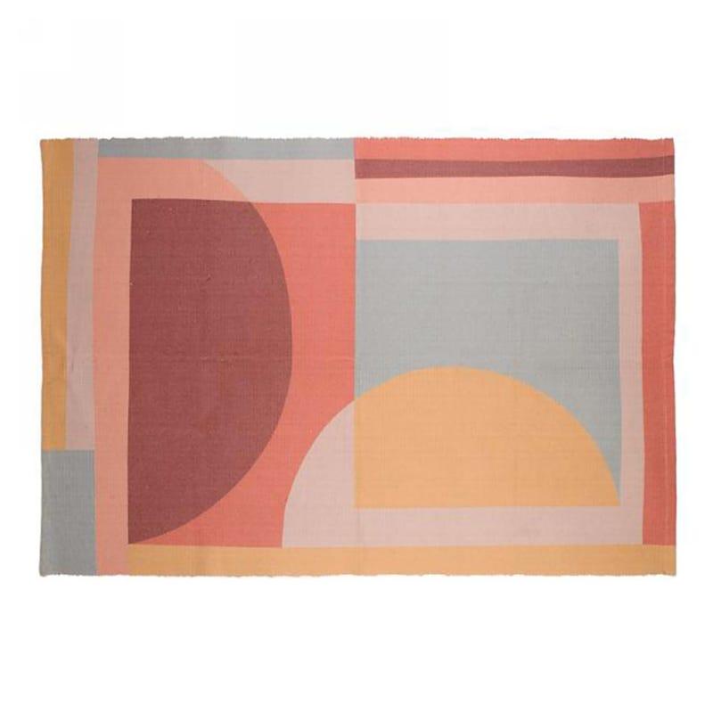 Carpet - Blush / Aqua