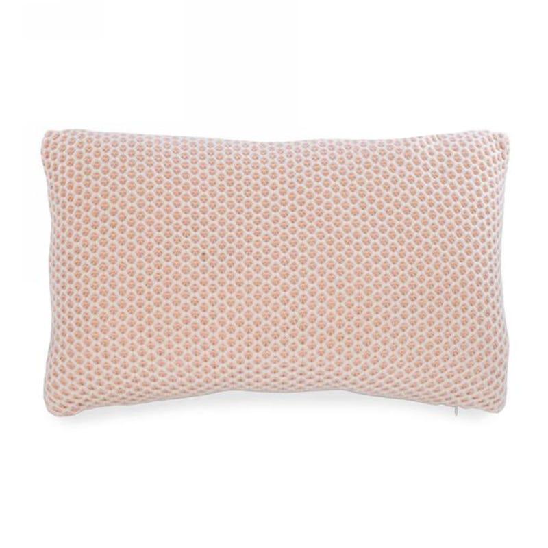 Cushion Woven - Pink