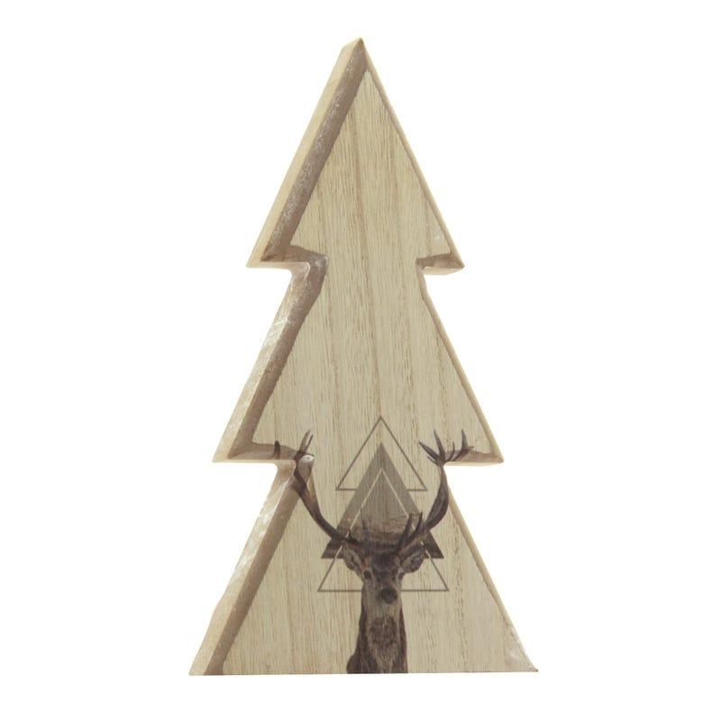 Tree Pattern Deer