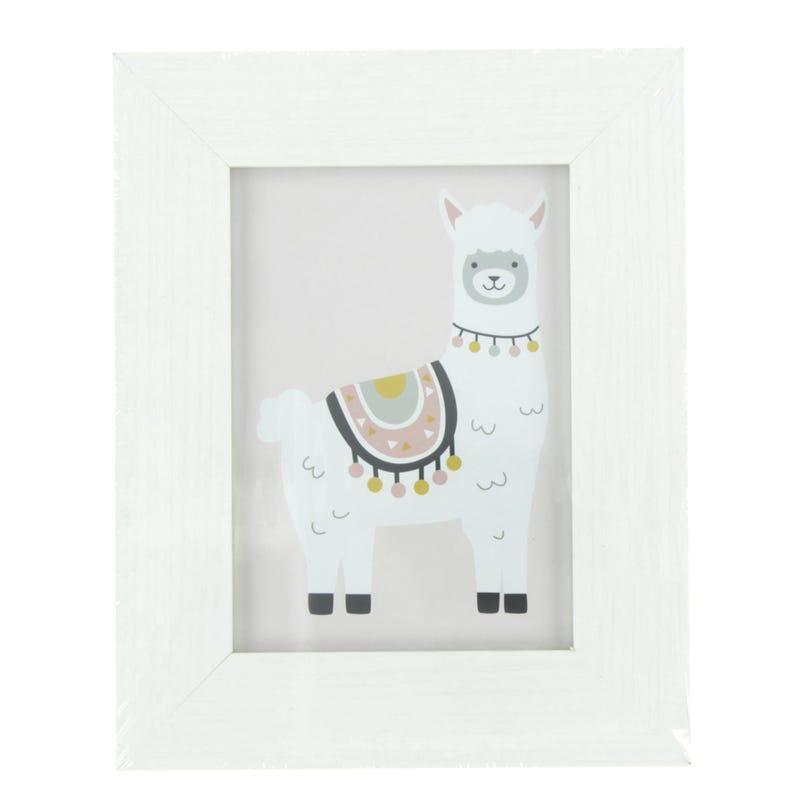 Llama Small Frame