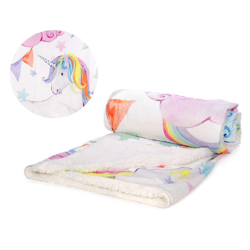 Unicorn Throw